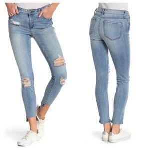 NWOT STS Blue Emma Ankle Skinny Jeans